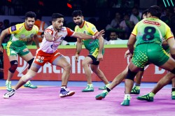 Pro Kabaddi 2019 Haryana Steelers Stage Comeback Against Patna Pirates