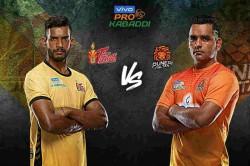 Pkl 2019 Telugu Titans Target Extending Unbeaten Run Against Puneri Paltan