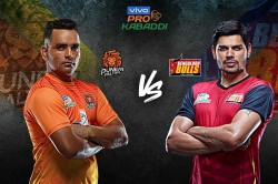 Puneri Paltan Look To Build On Their Winning Momentum Against Up Yoddha