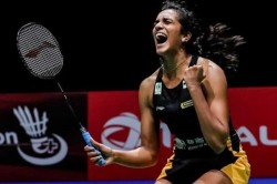I M Happy But Ultimate Aim Is To Attain Gold Medal At Tokyo Olympics Says Pv Sindhu