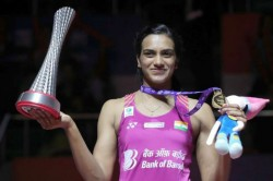 Pv Sindhu Only Indian Sportswoman In Forbes List Of World S Highest Paid Female Athletes