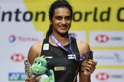 Proud Of You Girl Sports Fraternity Lauds Pv Sindhu For Winning At Bwf World Championships