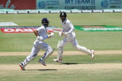 India Vs West Indies Live Score 1st Test Day 1 Rahul Rahane Solid As India Eye Control After Lunch