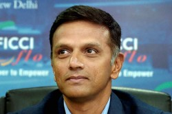 Rahul Dravid Has No Conflict Of Interest Case Says Bcci Committee Of Administrators