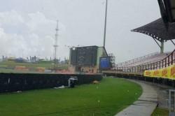 India Vs West Indies 1st Odi Live Score Rain Delays Toss In Guyana Both Aim For Winning Start