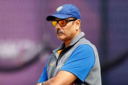 Ravi Shastri All Set For Another Stint As India Head Coach