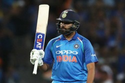 West Indies Vs India 2nd T20i Openar Rohit Sharma Surpasses Virat Kohli To Shatter T20i Record