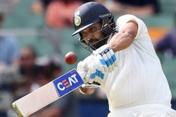 India Vs West Indies Let Rohit Sharma Settle In Opener S Slot In Test Team Suggests Sourav Ganguly