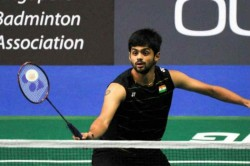 Bwf World Championships Sai Praneeth Finishes With Bronze