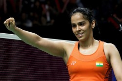 Thailand Open 2019 Saina Nehwal Returns To Court In Style