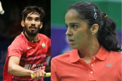 Bwf World Championships Sai Praneeth Stuns Anthony Ginting To Reach Quarters