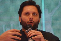 Shahid Afridi To Visit Loc Express Solidarity With Kashmiri Brethren