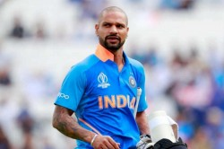 Ind Vs Wi Shikhar Dhawan Under Pressure To Score Big With Series On Line In 3rd Odi