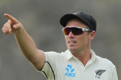 Fast Bowler Tim Southee Equals Sachin Tendulkar S Record Of Sixes In Test Cricket