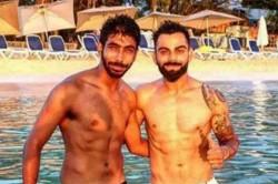 Yuvraj Singh Trolls Jasprit Bumrah For Showing Off His Six Pack Abs With Virat Kohli