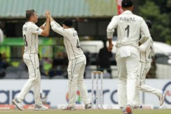 Sri Lanka Vs New Zealand 2nd Test Rain Returns After Boult Southee Hurt Sri Lanka