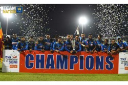 Bangladesh Tour Of Sri Lanka Sri Lanka Whitewash Bangladesh In Three Match Odi Series