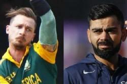Dale Steyn Says Sorry To A Billion Indians Virat Kohli After South Africa Squad