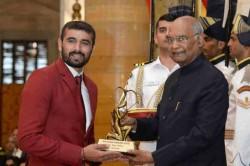 India Kabaddi Legend Ajay Thakur Bestowed With The Arjuna Award