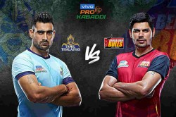 Pro Kabaddi League Tamil Thalaivas Eye Winning Start To Home Leg Against Bengaluru Bulls