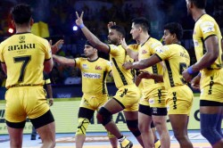 Pkl 2019 Pro Kabaddi 2019 Points Table Team Standings Telugu Titans In 10th Position