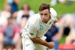 Sri Lanka Vs New Zealand Tim Southee Follows New Ball Partner Trent Boult To 250 Test Wickets