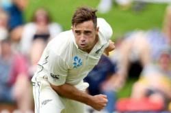 After Breaching Sachin Tendulkar S Record New Zealand Pacer Tim Southee Joins Elite Test List