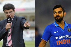 Virat Kohli Surpasses Sourav Ganguly To Become Second Run Getter For India In Odis