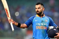 Captain Virat Kohli Becomes First Batsman To Score 20 000 International Runs In A Decade