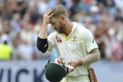 England Vs Australia Ashes 2019 David Warner Missed Scoring Opportunities Says Ricky Pomting