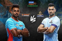 Bengal Warriors Battle Tamil Thalaivas As Both Look To Bounce Back From Recent Losses