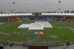 Pakistan Vs Sri Lanka Icc Posts Hilarious Tweet As Rain Washes Out A Game Two Days Away