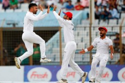 Rashid Khan Spins Afghanistan To Famous Test Triumph Over Bangladesh