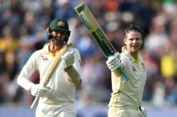 Stats Steve Smith Bails Out Australia With A Double Century In Manchester