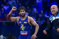 Bajrang Punia Ravi Dahiya Win Bronze Medal In World Wrestling Championships