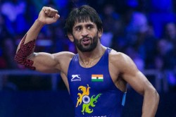 World Wrestling Championships Bajrang Loses Semifinal In Controversial Manner