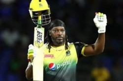 Cpl 2019 Stats Chris Gayle Becomes First Player To Reach 13000 Runs In T20 Cricket