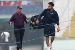 Virat Kohli To Felicitate Bcci Chief Curator Daljit Singh Before Mohali T20i