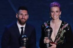 The Best Fifa Football Awards 2019 Full List Of Winners
