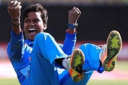 Ind Vs Sa 1st T20i Bowler Deepti Sharma Becomes 1st Indian Cricketer To Bowl 3 Maidens