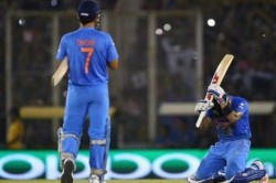 This Man Made Me Run Like In A Fitness Test Virat Kohli Pays Tribute To Ms Dhoni