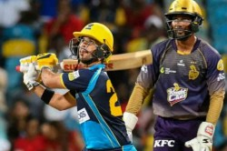 Jp Duminy Records Fastest Cpl Fifty Helps Barbados Tridents Beat Trinbago Knight Riders