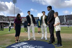 England Vs Australia Ashes 2019 Live Score 4th Test Day 1 Tim Aine Wins The Toss And Australia Will