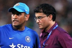 Didn T Expect Ms Dhoni To Be Picked For Sa T20s Says Sourav Ganguly