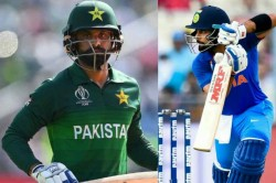 Shirtless Photo Mohammad Hafeez Trolled By Fans If You Want To Copy Virat Kohli Perform Like Him