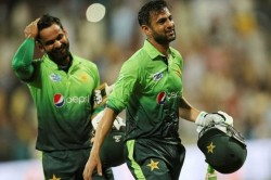 Pakistan Drop Mohammad Hafeez Shoaib Malik For Sri Lanka Series