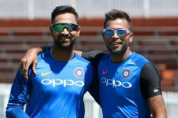 Hardik Pandya Trolls Krunal By Sharing A Video Of Training Session Elder Brother Comes With An Epic