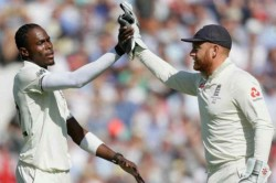 England Vs Australia Ashes 2019 Live Score 5th Test Day 2 Jofra Archer Gets David Warner In His 1st