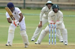 India A Vs South Africa A Aiden Markram Steadies A Rocky South Africa A