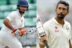 Wriddhiman Saha Likely To Replace Rishabh Pant As First Choice Wicketkeeper Vs South Africa Tests